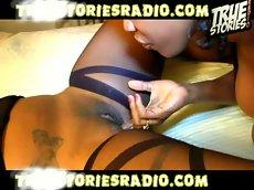 Kelly kumz on true stories radio