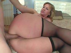 Stunning summer big ass milf
