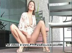 Maria from ftv girls, adorable girl fingering