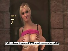 Nikita from ftv girls, adorable teen flashing