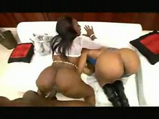 Cherokee and beauty dior get fucked
