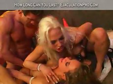Carina - zabrina - two crazy bitches fighting for cock - 2