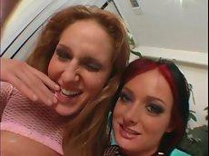 Lauren phoenix and melissa lauren