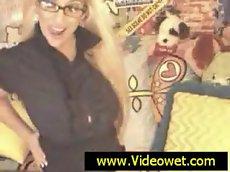 Taylor stevens the webcam superstar