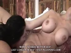 Young maid provokes the passion of her mistress part3